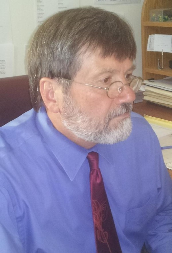 Brunswick Superintendent of Schools Paul Perzanoski