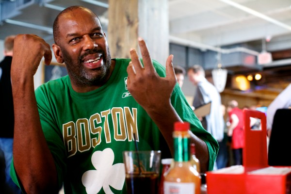 Former Boston Celtics player and current radio color commentator Cedric Maxwell said Thursday in Portland he believes the team can defeat the New York Knicks in its first round playoff series. Maxwell was in town for an appearance at Bayside Bowl, where the Maine Real Estate and Development Association was holding a silent auction and charity bowling competition to raise money for the ACE Mentor scholarship program.
