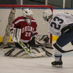 Maine Principals' Association approves Old Town-Orono High School Black Bear hockey team merger