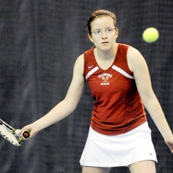 Unseeded Cape Elizabeth standout forges berth in state singles tennis semifinals