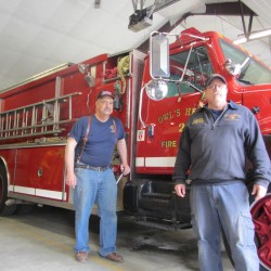 Coastal Maine towns struggling to attract volunteer firefighters