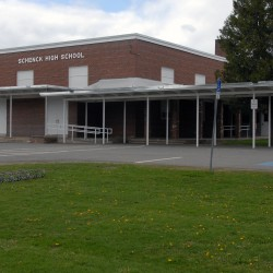 Committee recommends Schenck High School roof repair be decided by voters