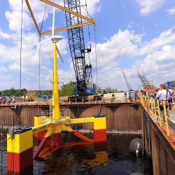 UMaine professors headed to the Netherlands to study offshore wind