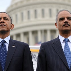 Attorney General Eric Holder says he didn't make decision to seize AP phone records