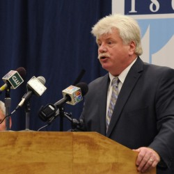 Red Gendron establishes blueprint for future success in first year as UMaine hockey coach