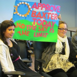 Charter school board at capacity, preparing for review of at least 8 applications
