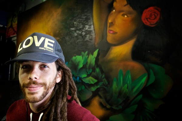 Christopher Gillard of Indoor Plant Kingdom on Anderson Street is a sponsor of Portland's first Hip Hop Summit on June 8 in the East Bayside neighborhood.