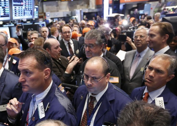 Traders wait for the IPO of ING U.S. on the floor at the New York Stock Exchange, May 2, 2013.
