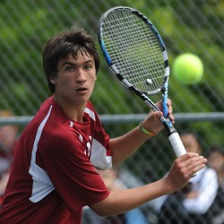 Bangor, MDI, George Stevens win boys regional tennis crowns