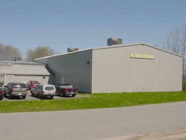Linda Bean has purchased this building in the Rockland Industrial Park to use for lobster storage, grading and distribution.