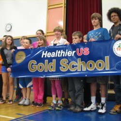 Four Maine schools lauded for nutrition