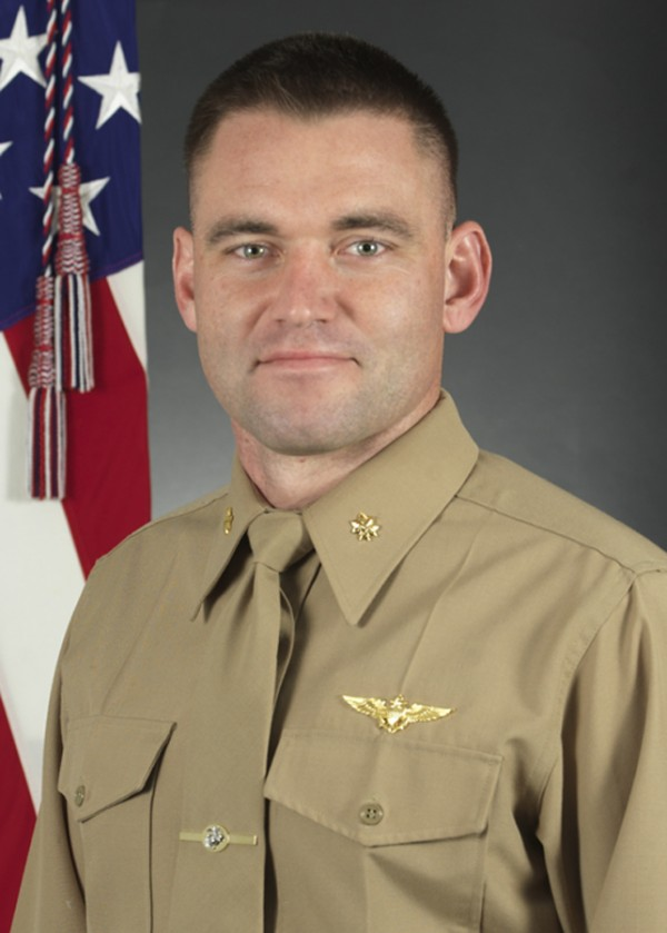 Maj. David Cote