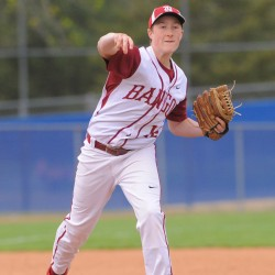 Martin, Gardner pitch Hampden baseball team past Brewer