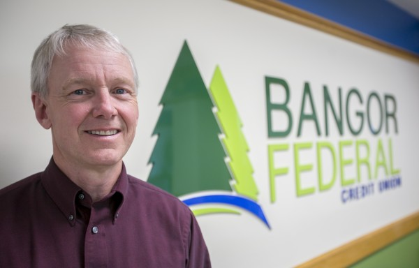 Steve Clark is the CEO of Bangor Federal Credit Union. Maine's 61 credit unions had a milestone year in 2013, breaking records for membership and assets.