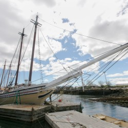 Tall ship Mary Day celebrates 50th birthday