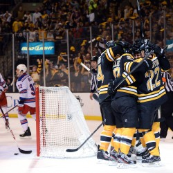 Torey Krug an unlikely hero for Bruins