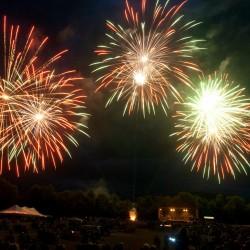 Spectacular Fireworks Finale!