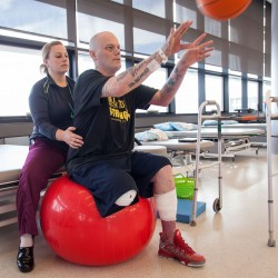 Medical bills weighing on one of last Boston marathon survivors to leave hospital