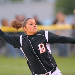 Brewer softball team outslugs Bangor 10-7
