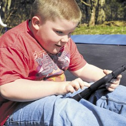 Family of 7-year-old boy with autism seeks return of his lost iPad