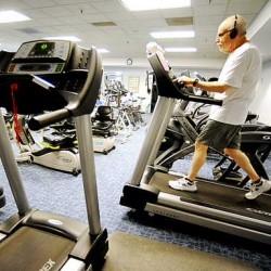 Getting in shape can help seniors with many medical conditions