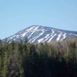 a view of Sugarloaf