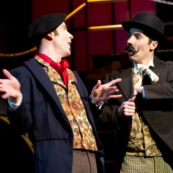 Madcap action and thrilling adventure in Penobscot Theatre's 'Around the World in 80 Days'