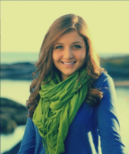 Hannah Woodward, Class Salutatorian