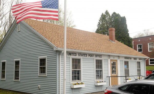 The Orrington Post Office will likely start operating with reduced window service hours, just like several other other rural Post Offices.