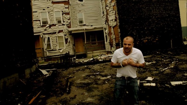 Pallaso & The Mess sing their song &quotChange&quot in the music video that features downtown Lewiston.