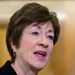 From towels to tongs: U.S. Sen. Susan Collins' wedding registries reveal the colorful and practical