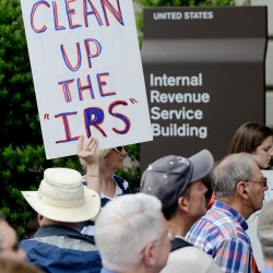 How the IRS handed the Tea Party its biggest victory yet