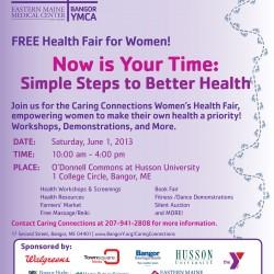 FREE Health Fair for Women!