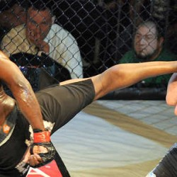 Jansen wins lightweight tourney title at Bellator Maine debut; Davis fight ruled no contest
