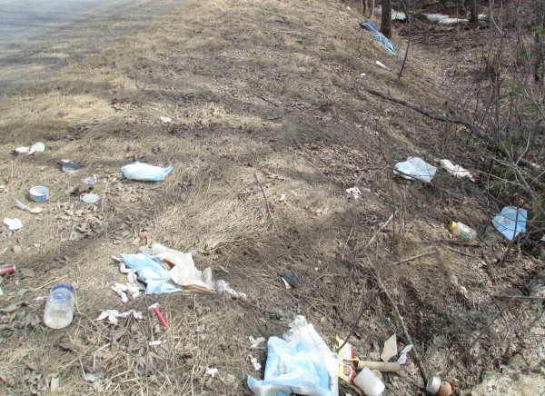 Some residents of Presque Isle are reporting more instances of illegal trash dumping in the wake of pay as you throw. At the same time, officials say the program has decreased tonnage into the landfill and increased recycling.