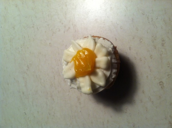 Winning cupcake, noncommercial.