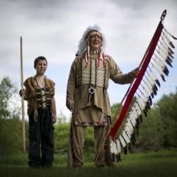 Native American Powwow in NH