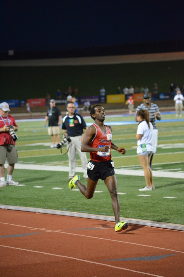 Gabe Proctor of Corinth recently won two national titles while competing for Western State Colorado University at the NCAA Division II outdoor track and field championships.