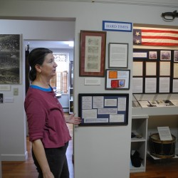 Civil War quilt on display at Belfast library June 14