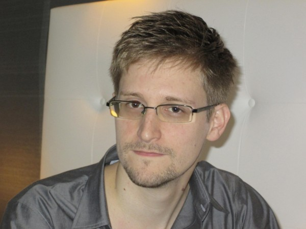 National Security Agency whistleblower Edward Snowden, an analyst with a U.S. defense contractor, is pictured during an interview with the Guardian in his hotel room in Hong Kong June 9, 2013.