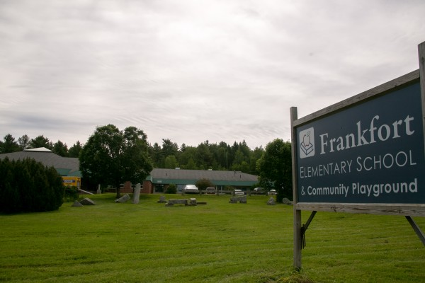 Frankfort Elementary officially closed its doors on Tuesday and teachers and staff spent Friday preparing desks, chairs and other school supplies to be sent to other schools in the area.