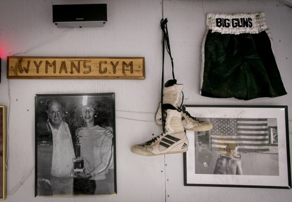 Ken Wyman opened Wyman's boxing club in 2004 in Stockton Springs. Wyman said he has trained 120 boxers from across Maine.