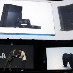 Sony bets on initial PS4 sales outstripping predecessor by 40 percent