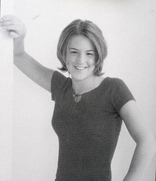 Lindsay Bigda -- 2002
