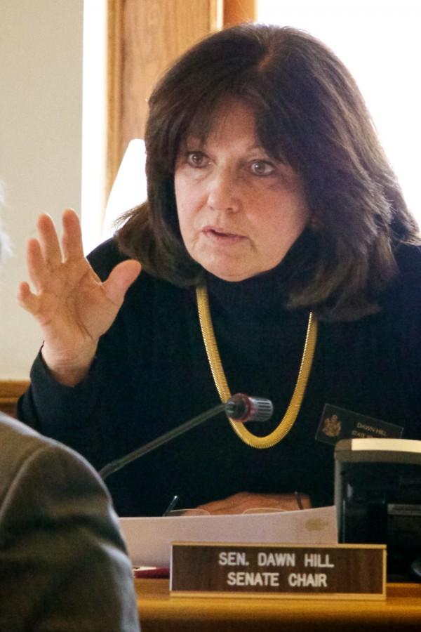 Sen. Dawn Hill, D-York