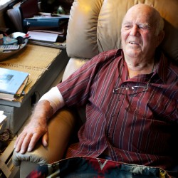 'It's not my time' said 90-year-old lobsterman who jumped from sinking ship