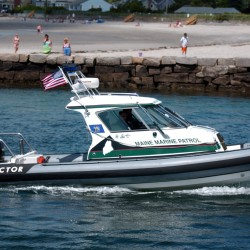Wardens on lookout for impaired boaters