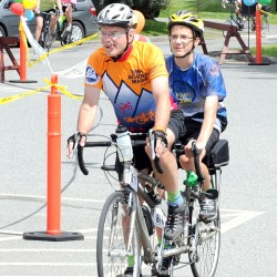 Cyclist killed last year remembered as participants prepare for 30th annual Trek Across Maine