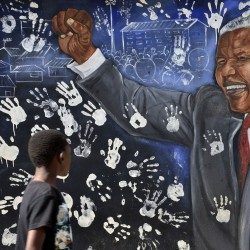 Upon Mandela's memorial, looking back on racist hours in Cape Town