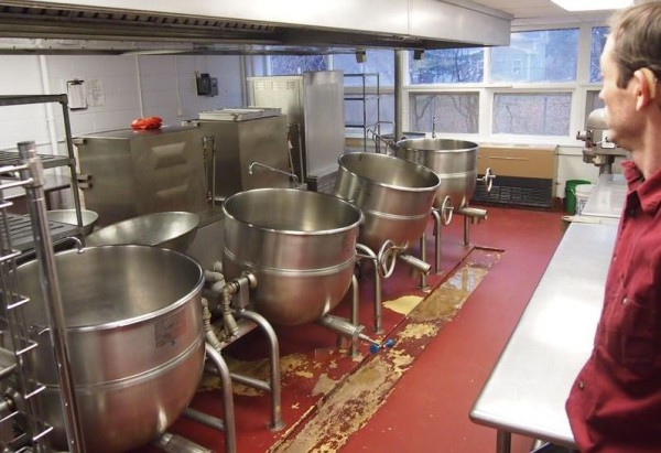 Portland Schools Prepare To Open New $3.2 Million Central Kitchen